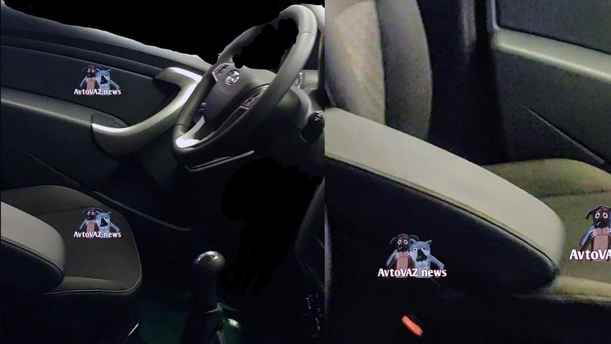 Новые подробности об обновлённом Lada Largus