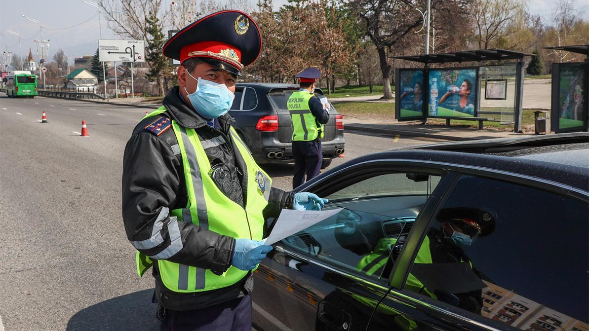 Глава МВД РК: 75 % опрошенных казахстанцев доверяют полиции