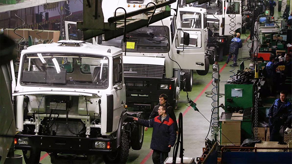 МАЗ перейдёт на китайские моторы