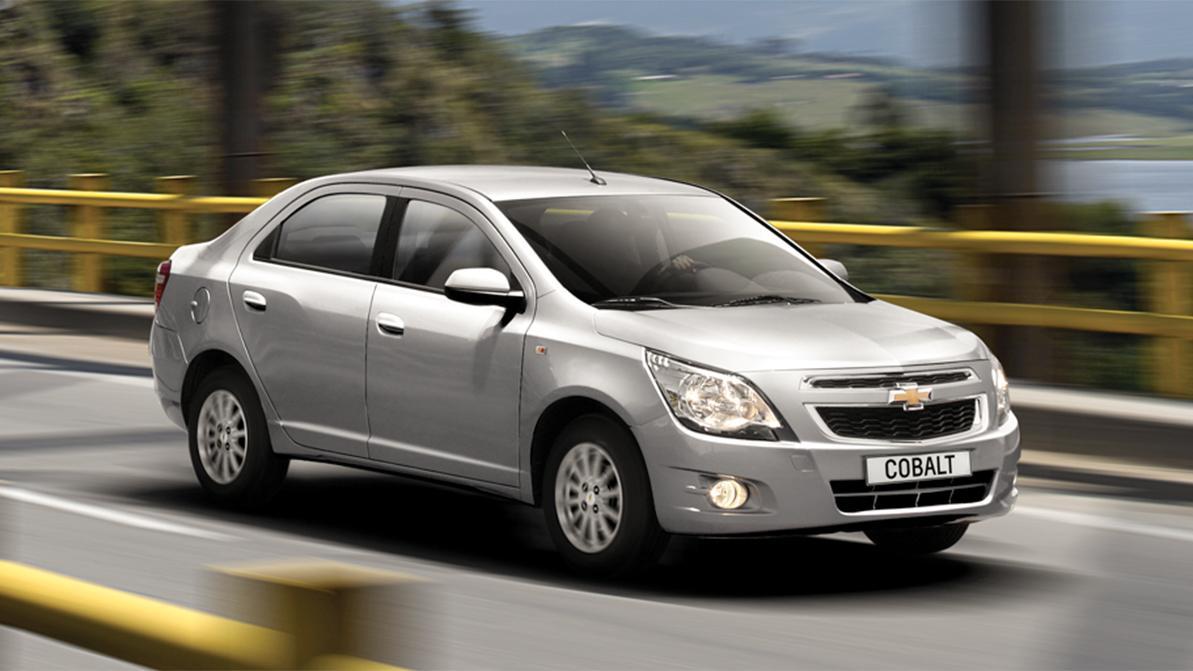 Продажи новых авто в январе: два Chevrolet в топ-3