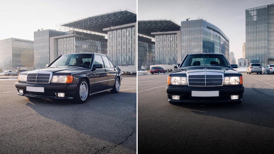 Mercedes-Benz 190 E за 7.5 млн тенге продают на Kolesa.kz