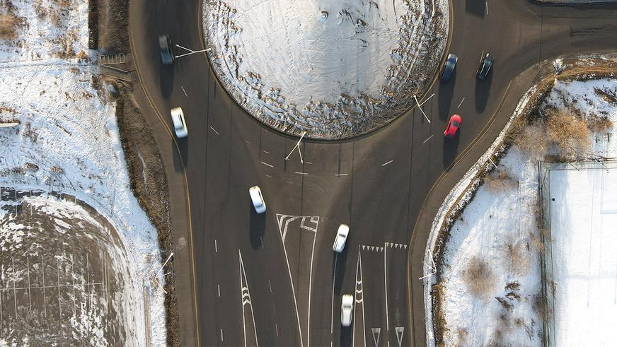 Дорожный разбор: как улучшить кольцо на Сейфуллина – Алдар Косе в Алматы