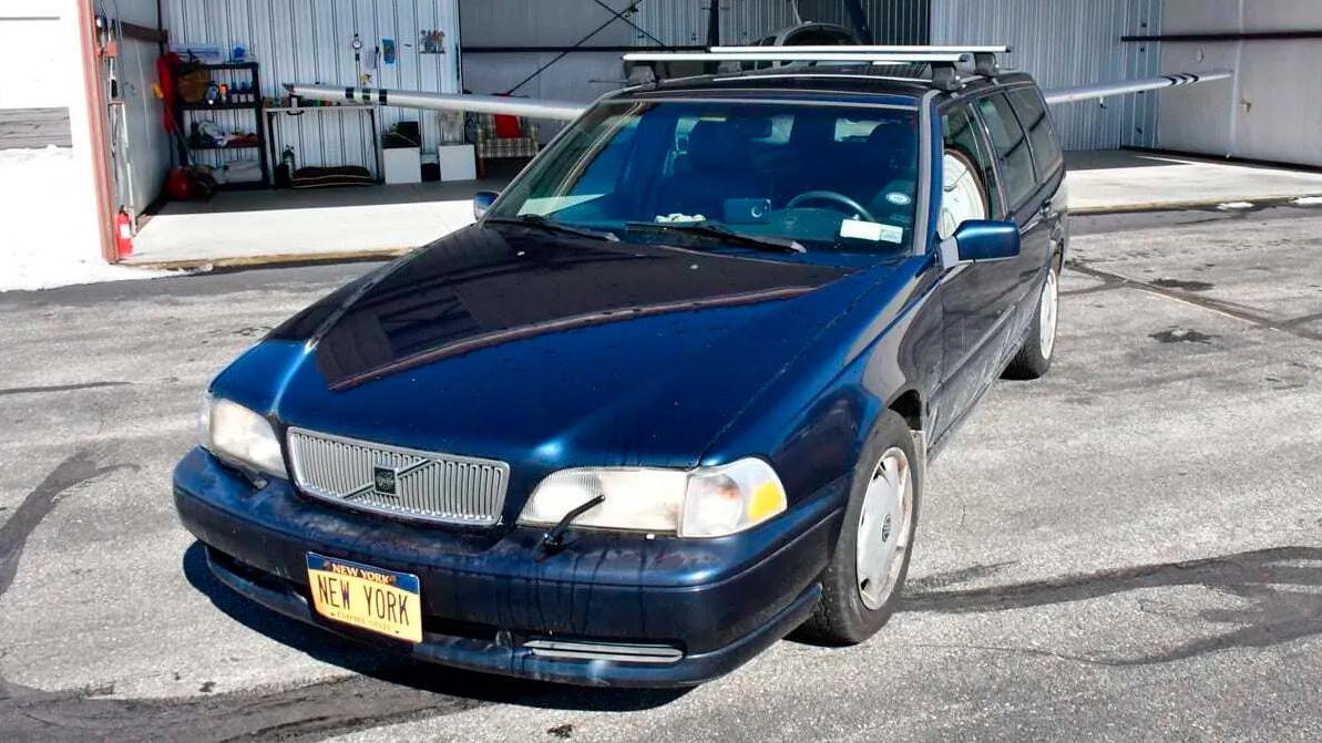 Volvo V70 как самый дорогой автомобиль масс-маркета
