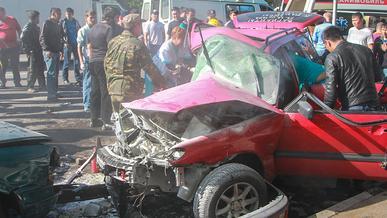 Три главных причины смертности в ДТП в Казахстане