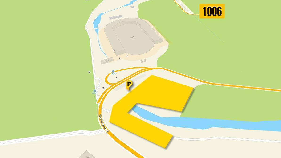 Новая платная парковка заработает с 15 марта возле катка «Медеу»