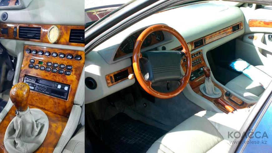 Редкий Maserati Quattroporte на kolesa.kz