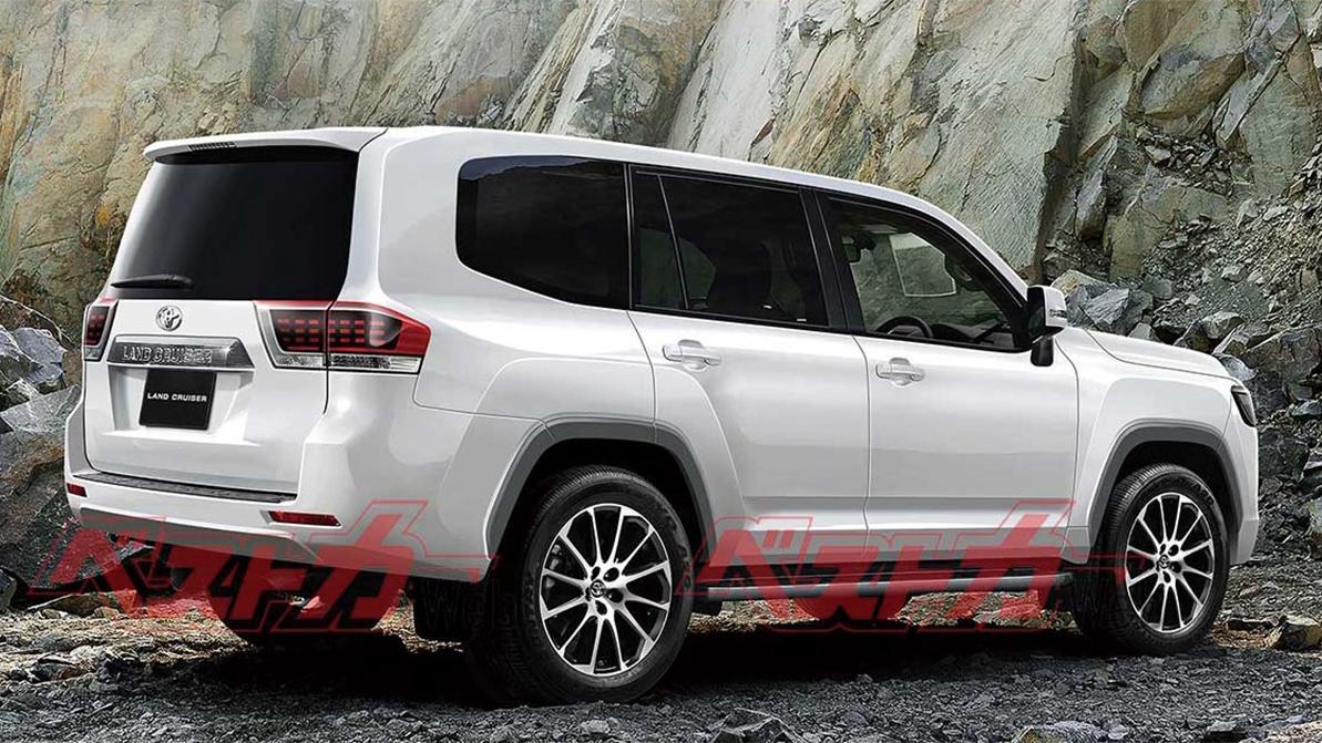 Toyota Land Cruiser 300 презентуют летом 2021 года