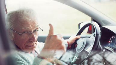 Опрос: потратить пенсионку на покупку авто?