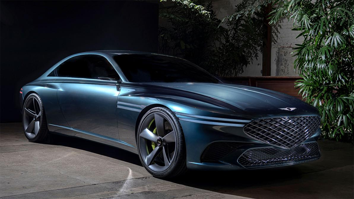 Genesis X Concept: мечта иксменов