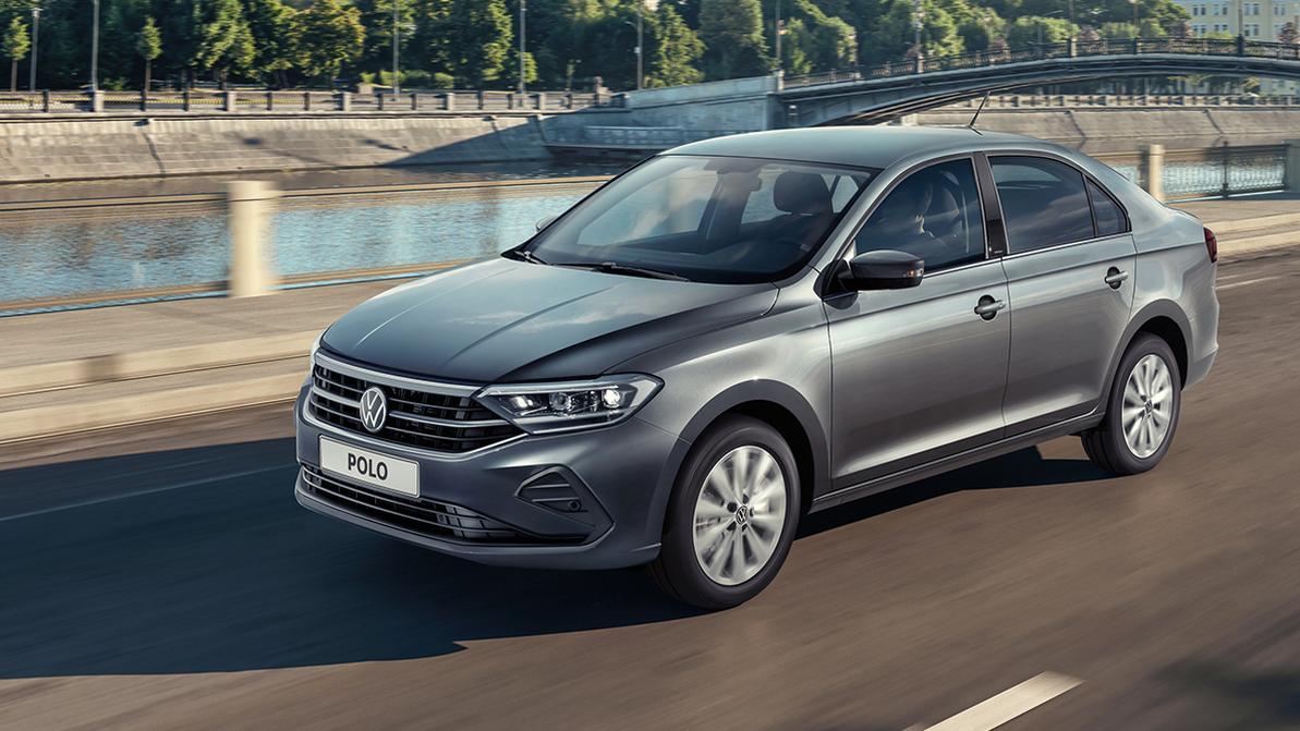 Новый Volkswagen Polo добрался до Казахстана