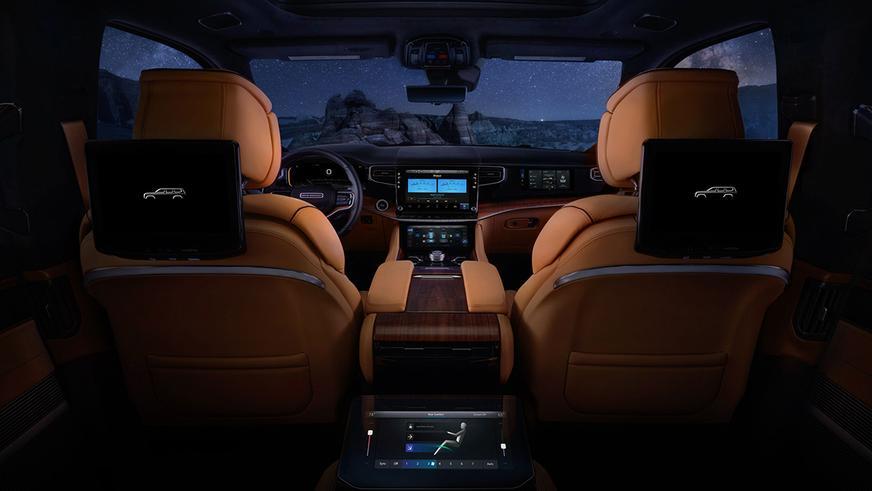 Серийный Grand Wagoneer – самый роскошный Jeep в истории