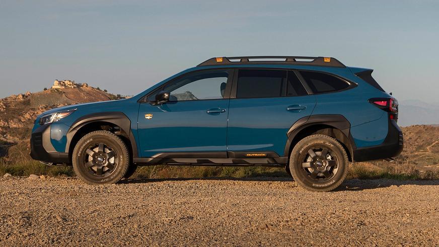 Subaru Outback Wilderness Edition как избыточный «Аутбэк»