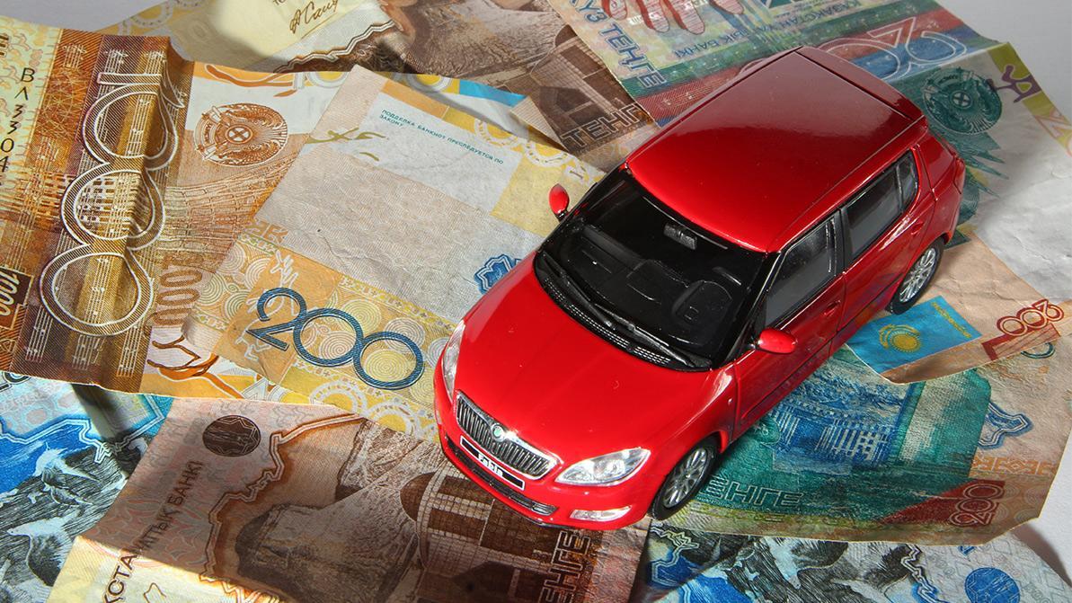 Алматинцы не любят платить налог на транспорт