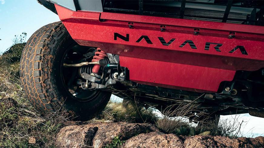 Nissan Navara подкачал мускулы