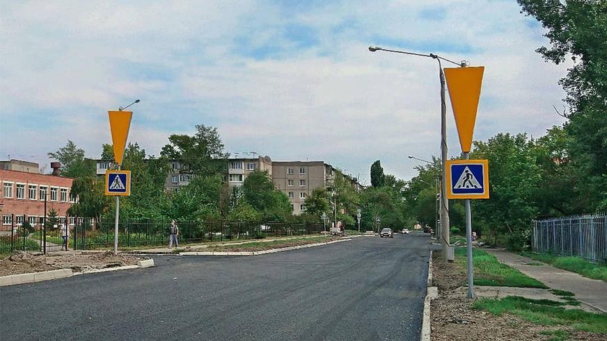 «Инновационные» дорожные знаки за полмиллиона каждый установили в Усть-Каменогорске