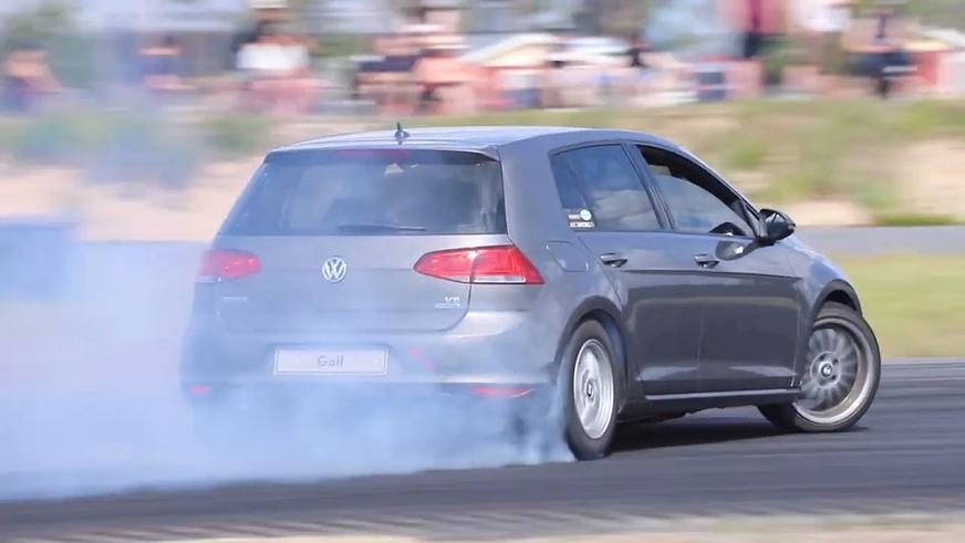 Седьмой Golf с V8 от BMW
