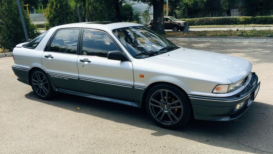 Mitsubishi Galant 1993 года выпуска за 3 млн на Kolesa.kz