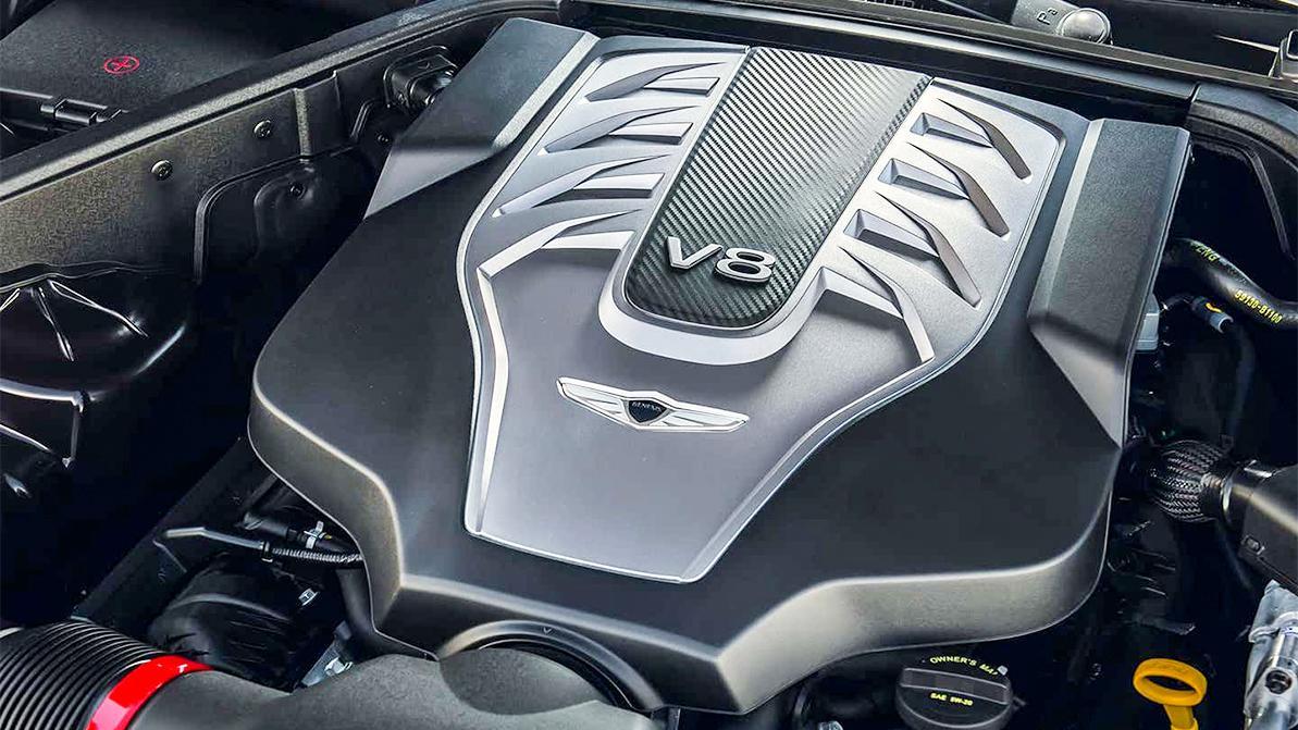 У Hyundai и Kia больше не будет V8