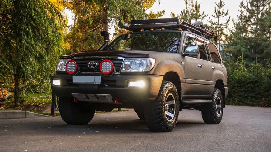 Редкие машины в продаже на Kolesa.kz: что есть в Костанае
