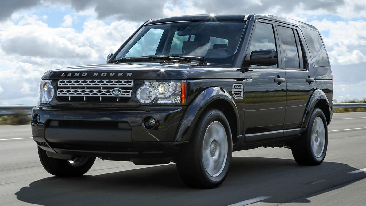 Land Rover отзывает более 100 тысяч старых Discovery и Range Rover Sport