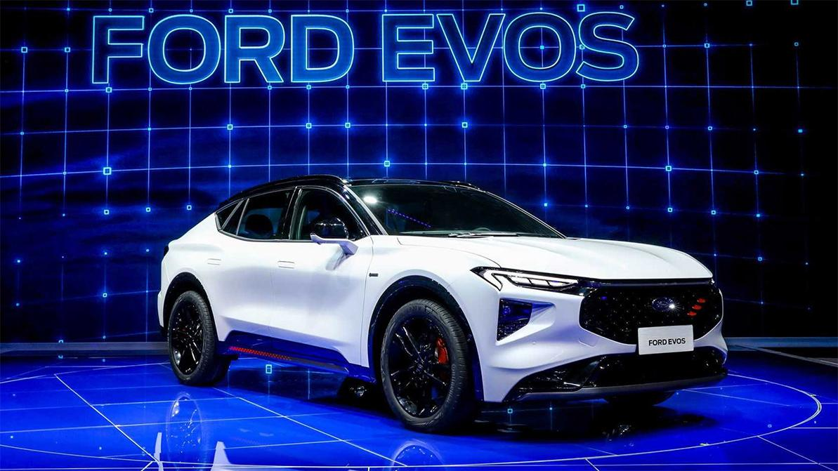 Evos приходит на замену Mondeo
