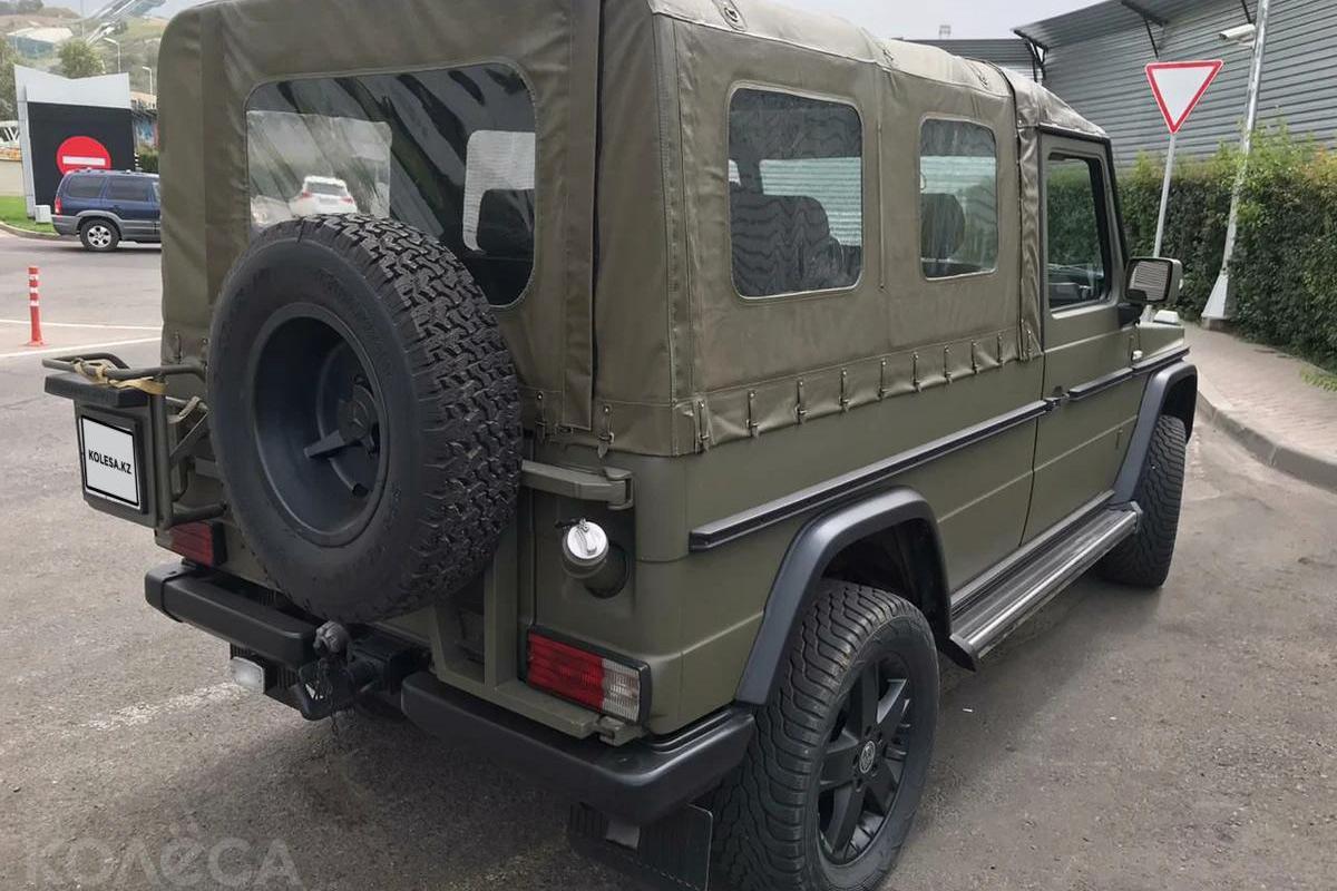 Puch G выставили на продажу в Алматы