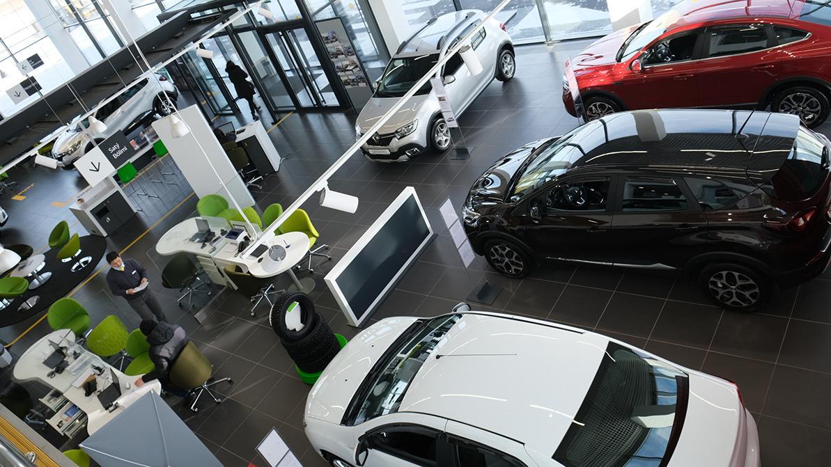 Новый дилерский центр Renault в Нур-Султане
