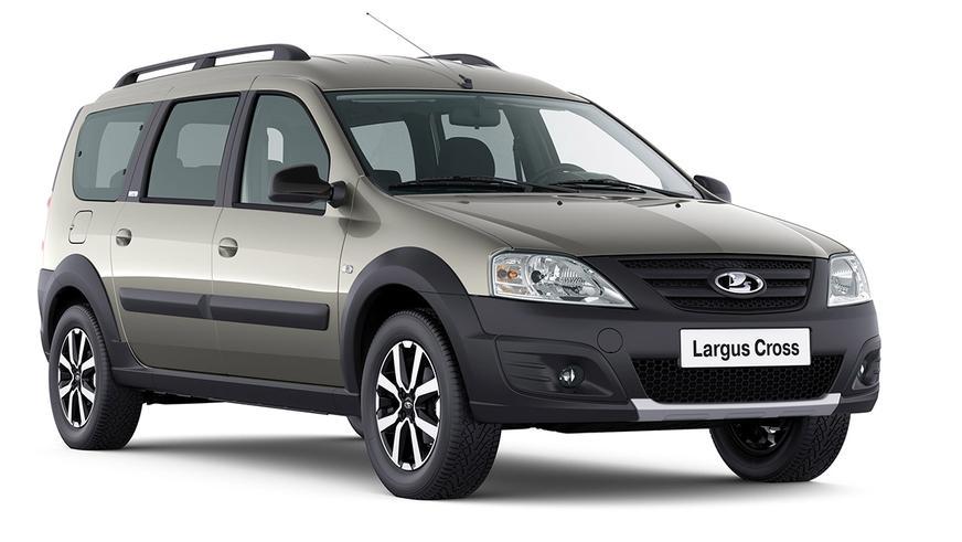 У Lada Largus появилась новая версия