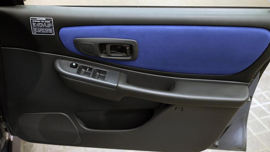 Subaru Impreza 1999 года выпуска оценили в 94 тысячи долларов