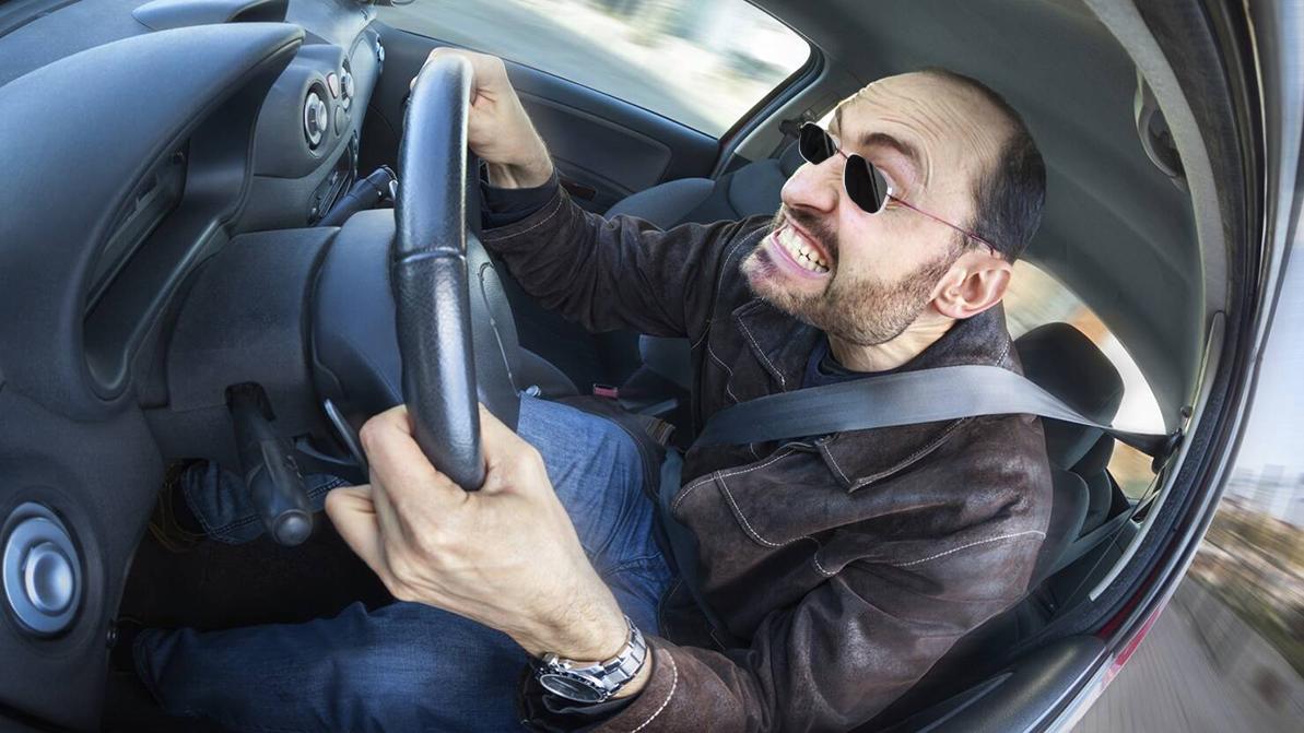 Слепому выдали водительские права в России