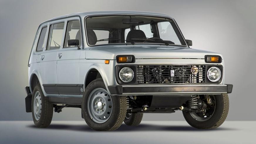Lada 4x4 лишится 5-дверной версии