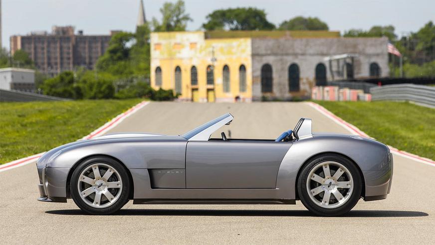 Концептуальный Shelby Cobra продали за 2.6 млн долларов