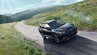 Subaru Forester Sport приехал в Казахстан
