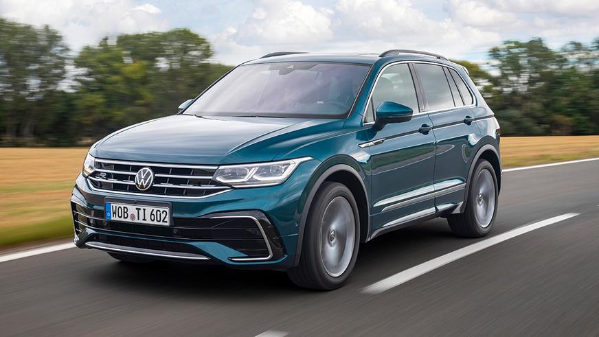 tiguan-r-line-1Сколько будет стоить обновлённый Volkswagen Tiguan в Казахстане