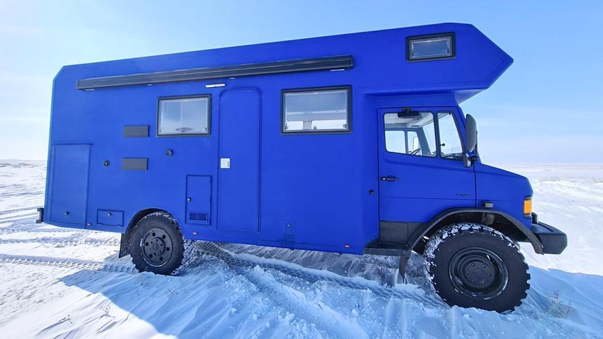 Интересные автодома на Kolesa.kz