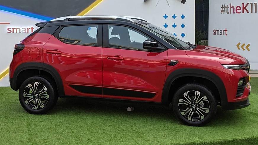Renault Kiger для небогатых стран