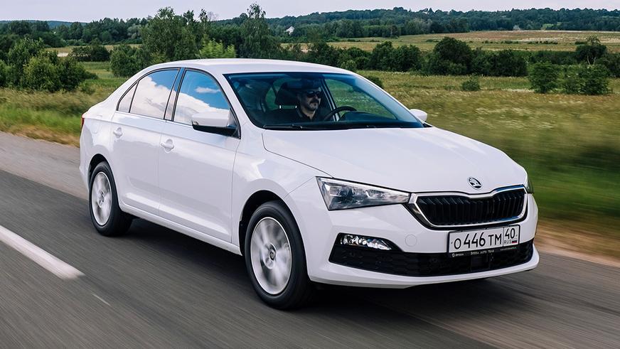 Новый Škoda Rapid скоро доберётся до Казахстана