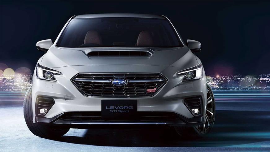Представлен новый Subaru Levorg