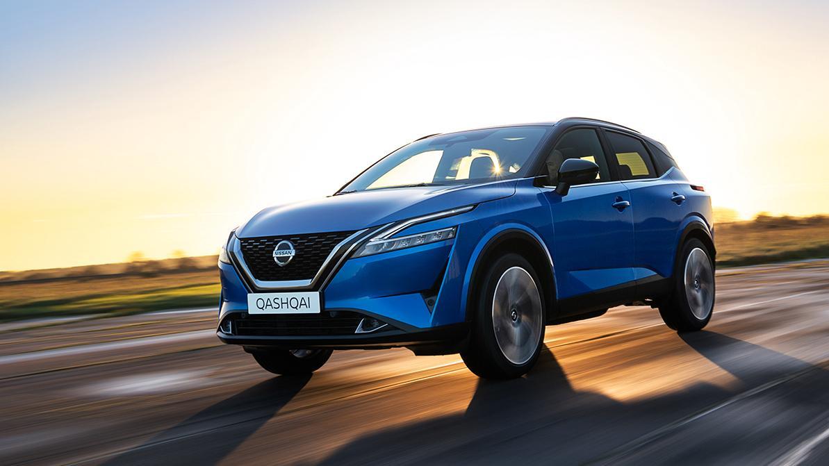 Представлен новый Nissan Qashqai