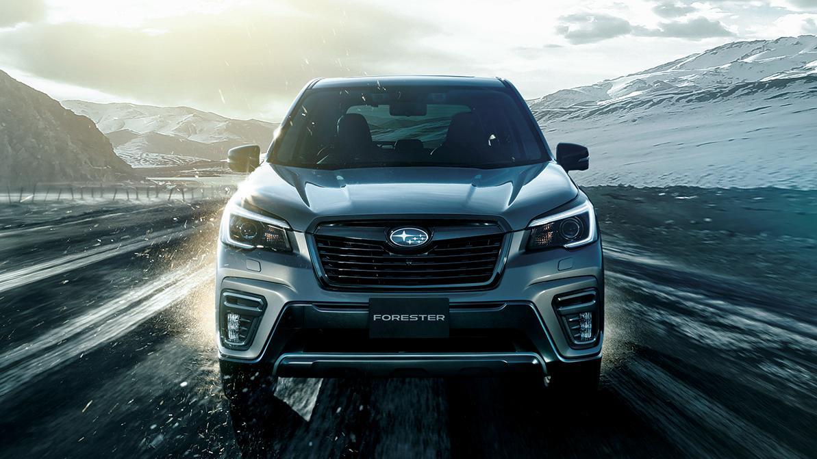 Subaru Forester получил мотор 1.8