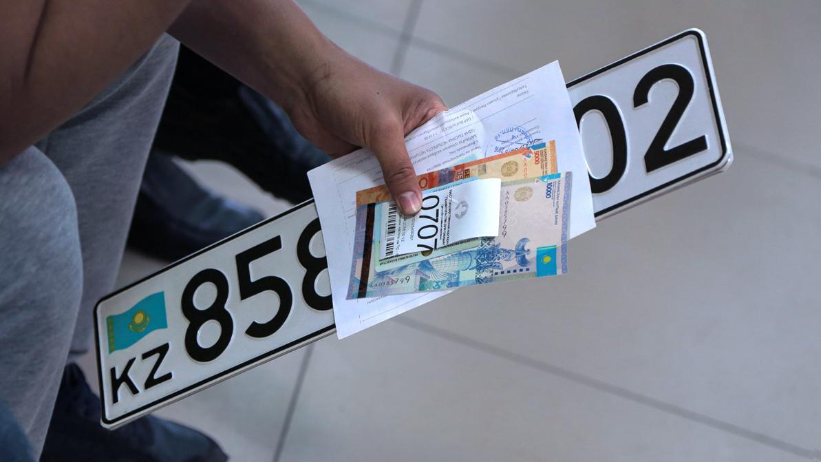 Рассчитывать сумму налога на момент снятия авто с учёта будут автоматически