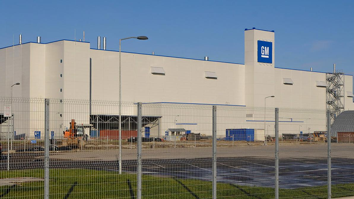 У завода GM в Санкт-Петербурге новый владелец. Это Hyundai