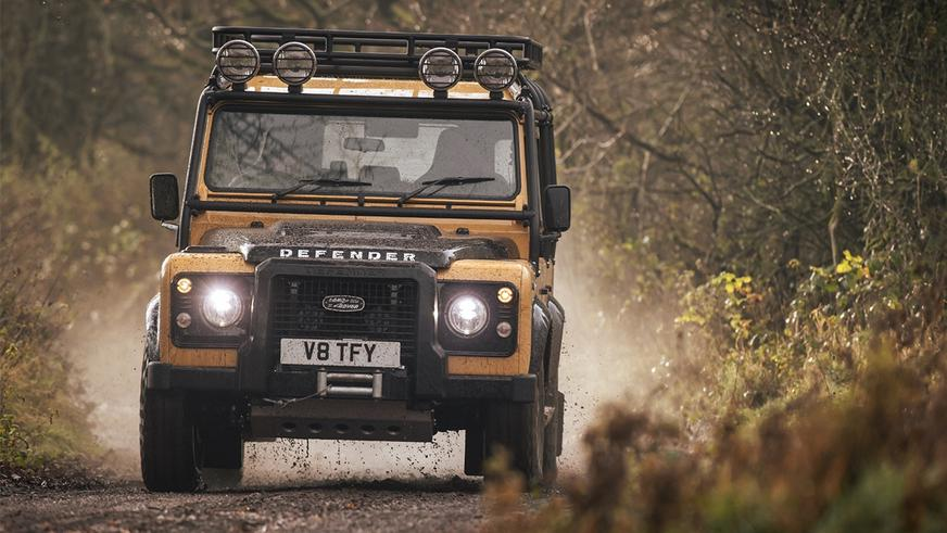 У Land Rover ностальгия. Представлен экспедиционный Defender