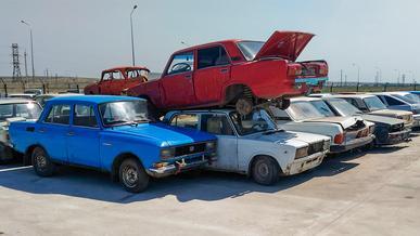 Более 210 тысяч тенге будут платить за утилизацию старого автомобиля в 2021 году