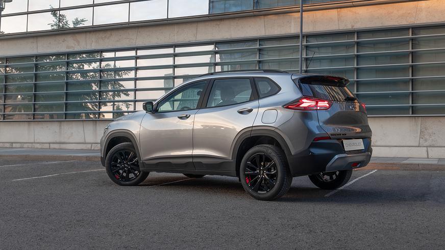 Новый Chevrolet Tracker скоро появится в автосалонах