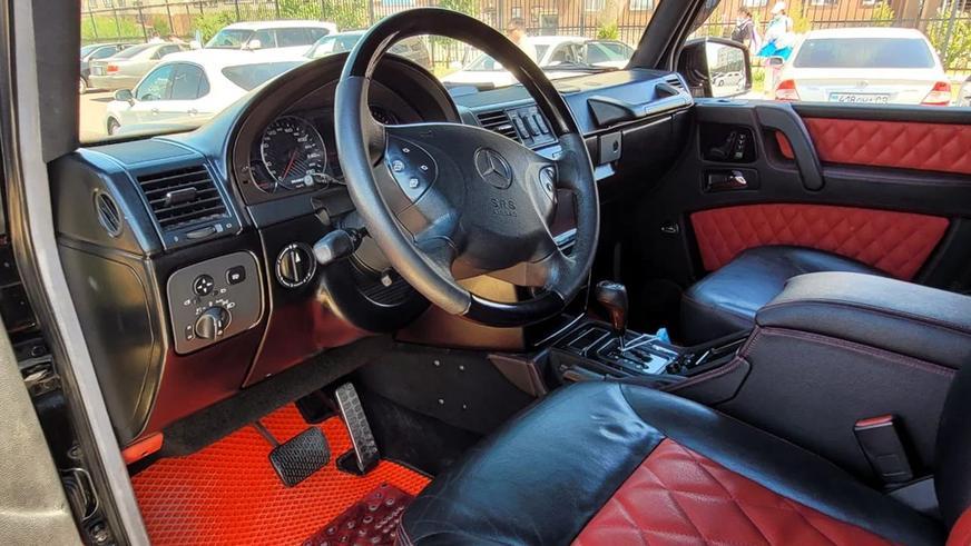 Редкие машины Казахстана в продаже: от Mercedes-Benz 500 E до Toyota BJ40