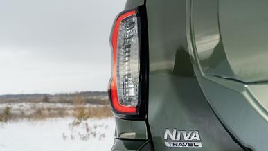 АВТОВАЗ запретил продавать фонари от Niva Travel частникам