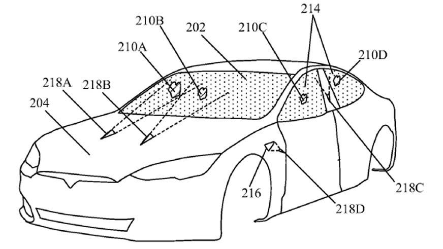 Будет горячо: лазерные дворники для Tesla