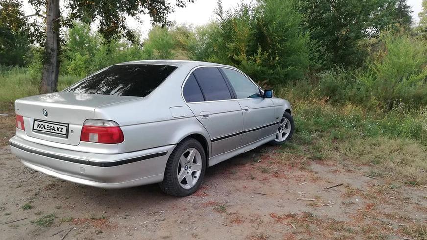 BMW пятой серии