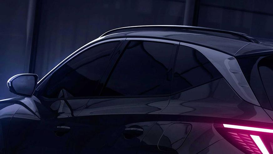 Hyundai показала оптику и салон нового Tucson